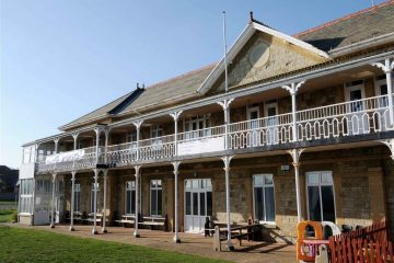 IOW main house for venue hire.