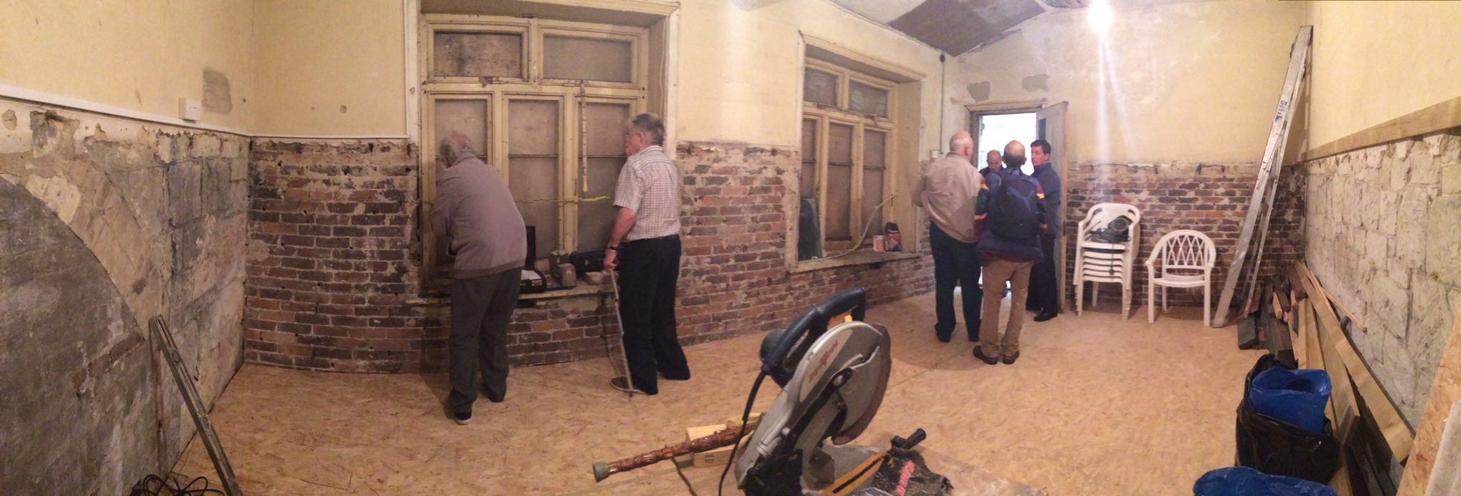 IOW Men in Sheds