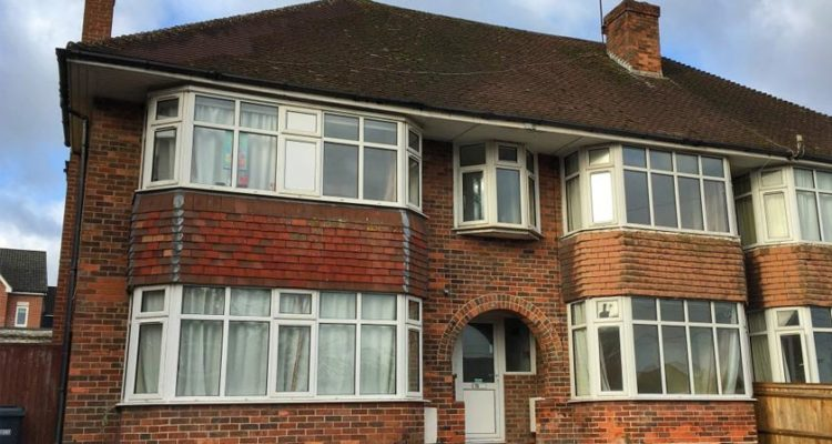 Kimber House, one of our supported housing locations.