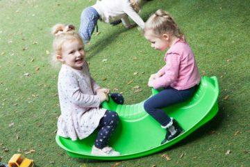 Outdoor play; Townhill Nursery & Pre-school