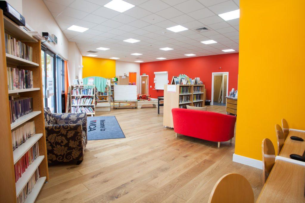 Virtual Tour Weston Library Ymca