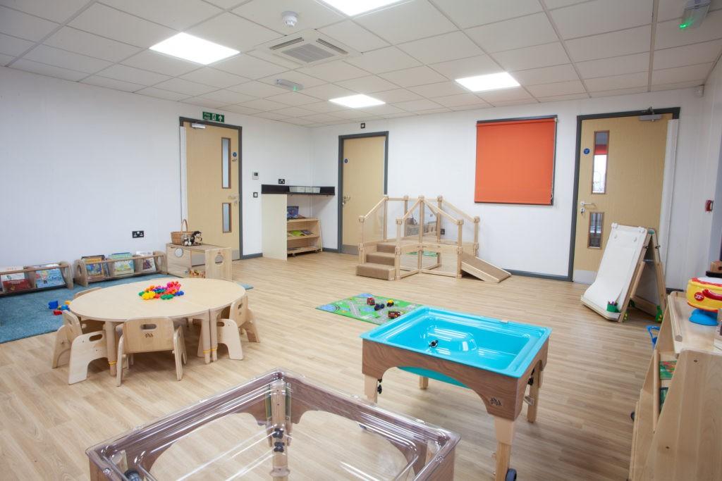 Virtual Tour Nursery New Milton Ymca
