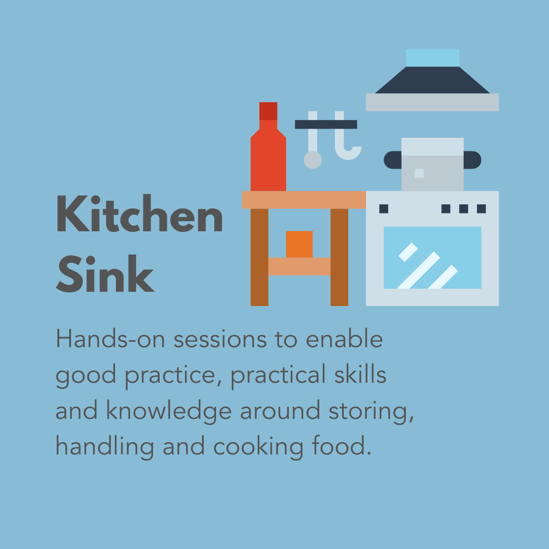 Kitchen Sink Graphic