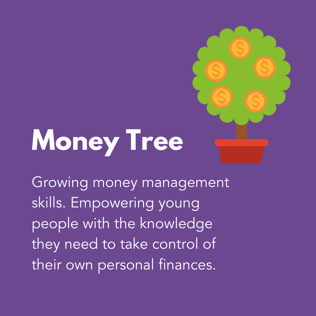 Money Tree graphic